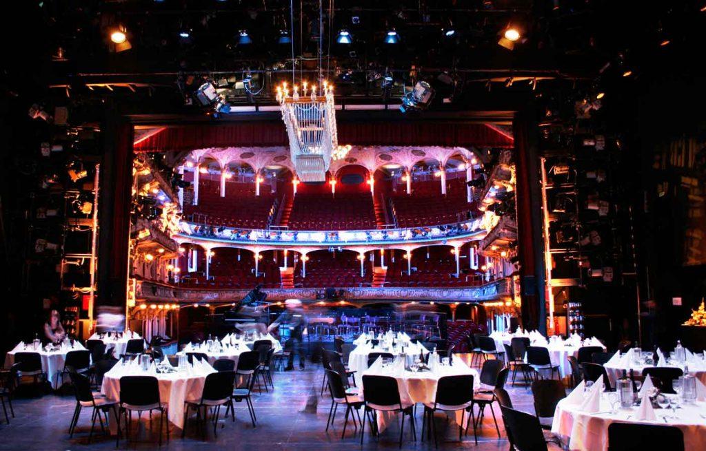 Event Sets am Schauspielhaus Hamburg